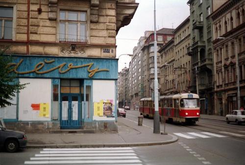 Prague, August 1991