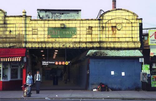 New York, October 1999
